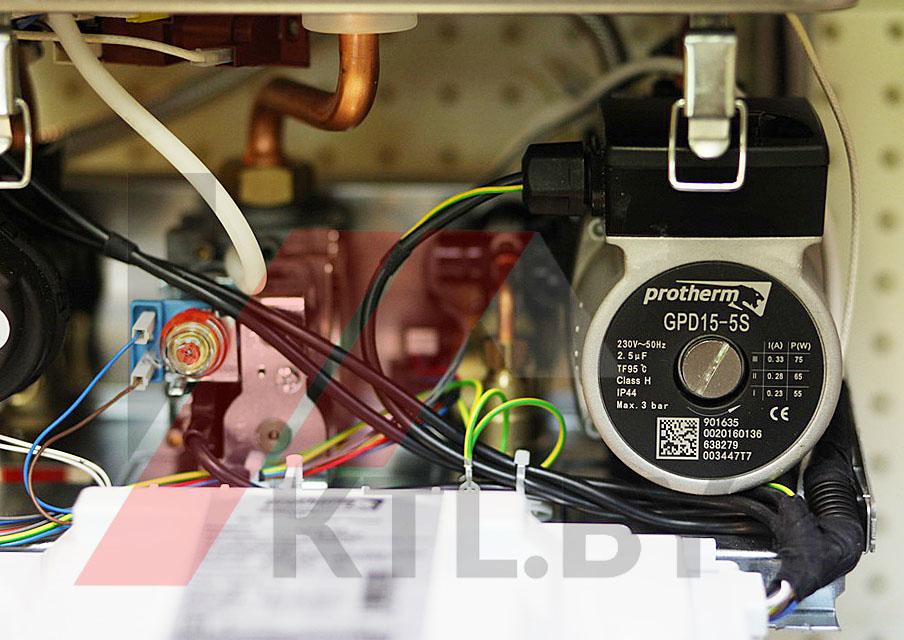 Газовый котел Protherm Рысь LYNX HK 24 фото8
