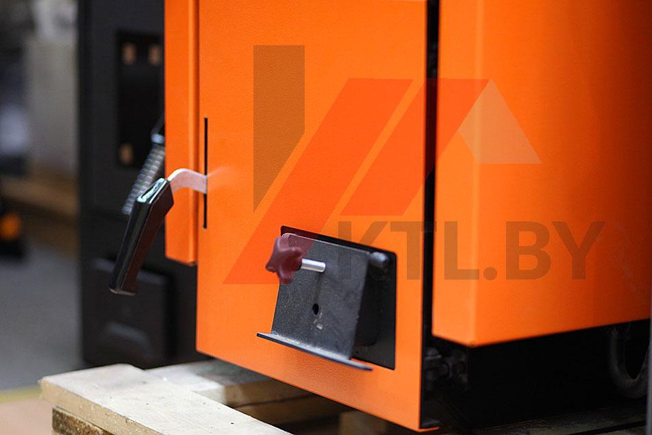 Твердотопливный котел GTM Master SE 17 кВт фото8