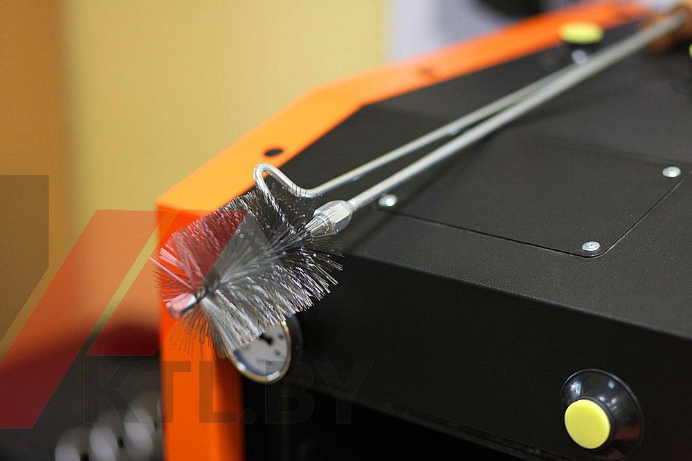 Твердотопливный котел GTM Master SE 24 кВт фото8