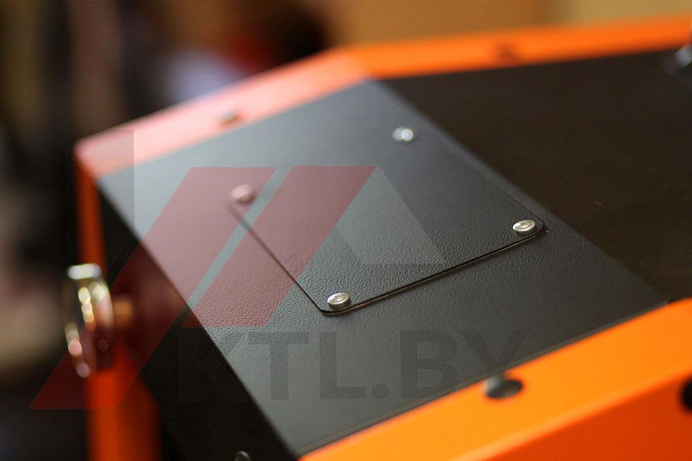 Твердотопливный котел GTM Master SE 30 кВт фото8