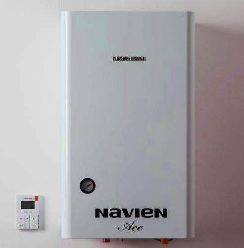 Газовый котел NAVIEN ATMO 24-AN фото1