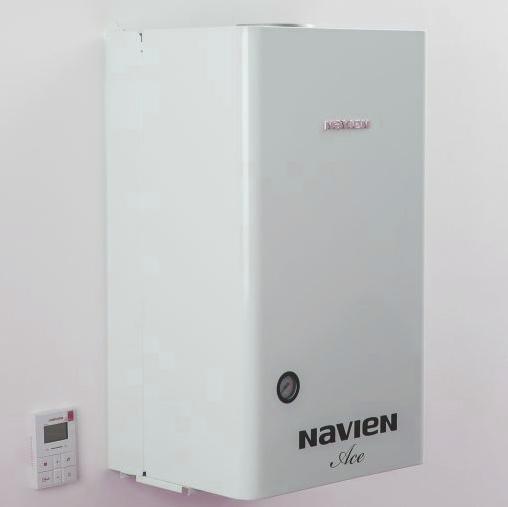 Газовый котел NAVIEN ATMO 24-AN фото2