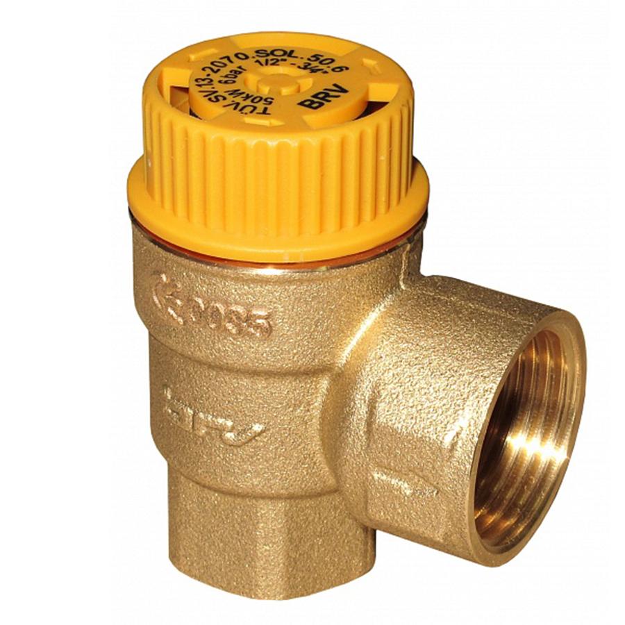 Предохранительный клапан BRV 02690-03 фото1