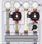Насосно-смесительный модуль Meibes Kombimix