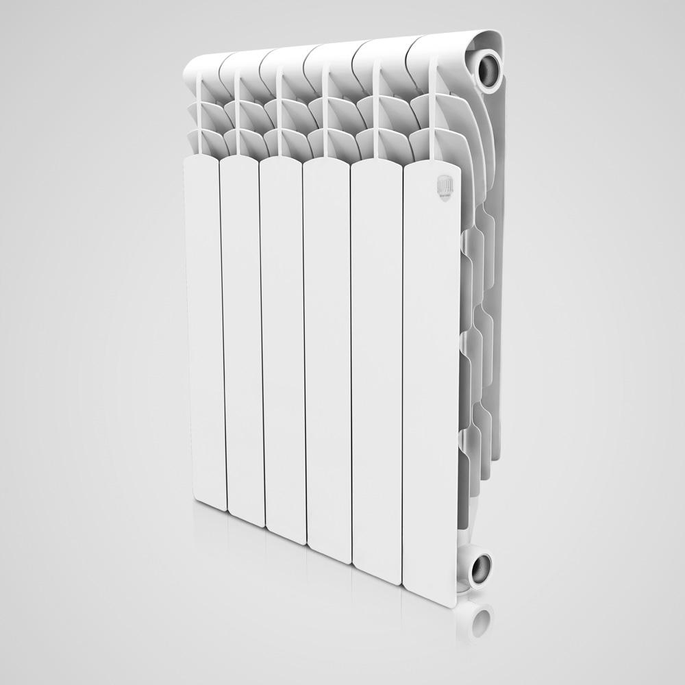 Алюминиевые радиаторы Royal Thermo Revolution 500 фото1