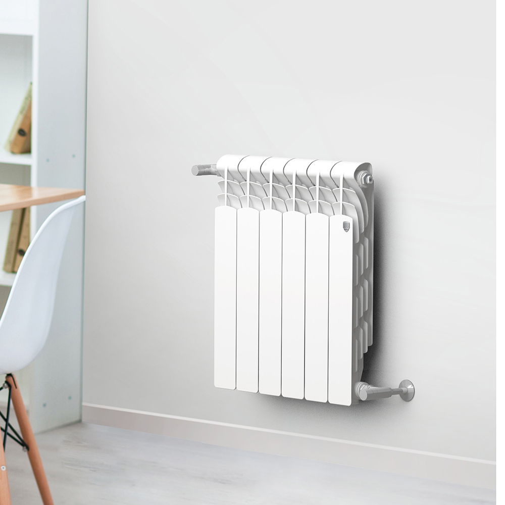 Алюминиевые радиаторы Royal Thermo Revolution 500 фото4