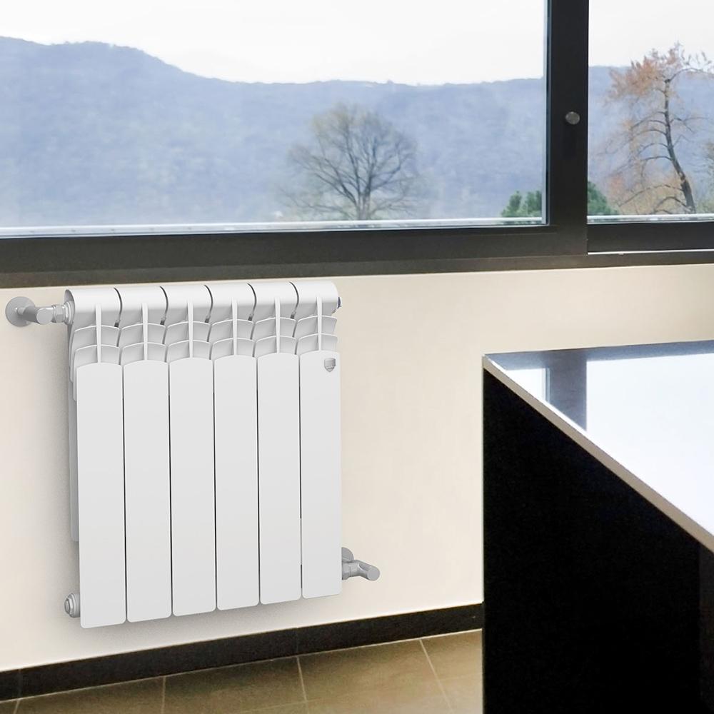 Биметаллические радиаторы Royal Thermo Revolution Bimetall 500 фото4