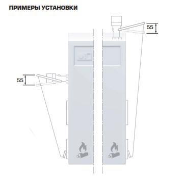 Регулятор тяги ESBE ATA212 фото2