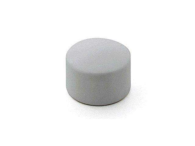 Заглушка ПП 25 PN 25, серый РосТурПласт фото1