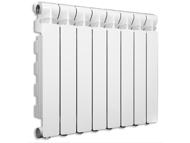 Радиатор алюминиевый Fondital CALIDOR 500/80 10-секций  фото1