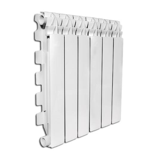 Радиатор алюминиевый Fondital MYTICO A3 500/100 10-секций  фото1