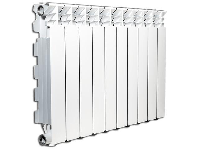 Радиатор алюминиевый Fondital EXCLUSIVO B3 500/100 10-секций  фото1