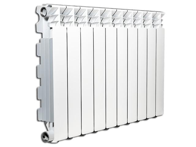 Радиатор алюминиевый Fondital EXCLUSIVO B4 350/100 10-секций  фото1