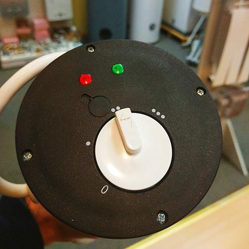 Универсальный блок ТЭН Elektromet EJK maxi 3 kW (380V) фото3