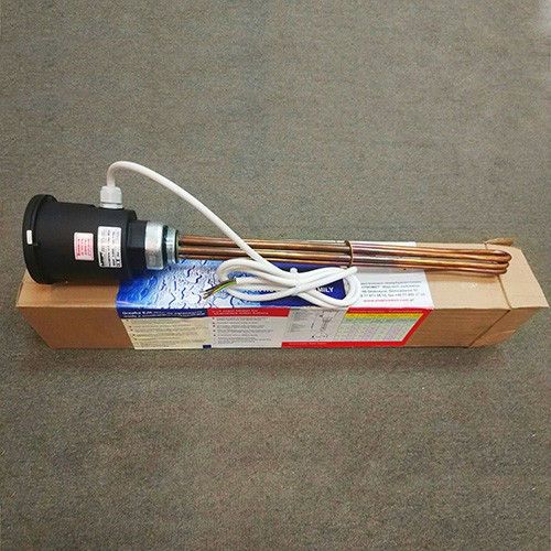 Универсальный блок ТЭН Elektromet EJK maxi 9 kW (380V) фото2