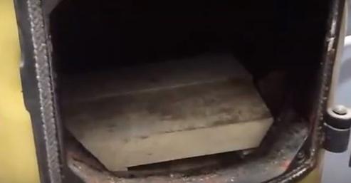 Твердотопливный котeл Механик Энерго S40 фото4