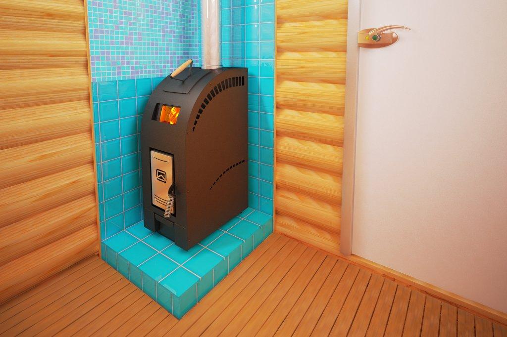 Печь для бани Теплодар Лагуна 12 ТУ фото4