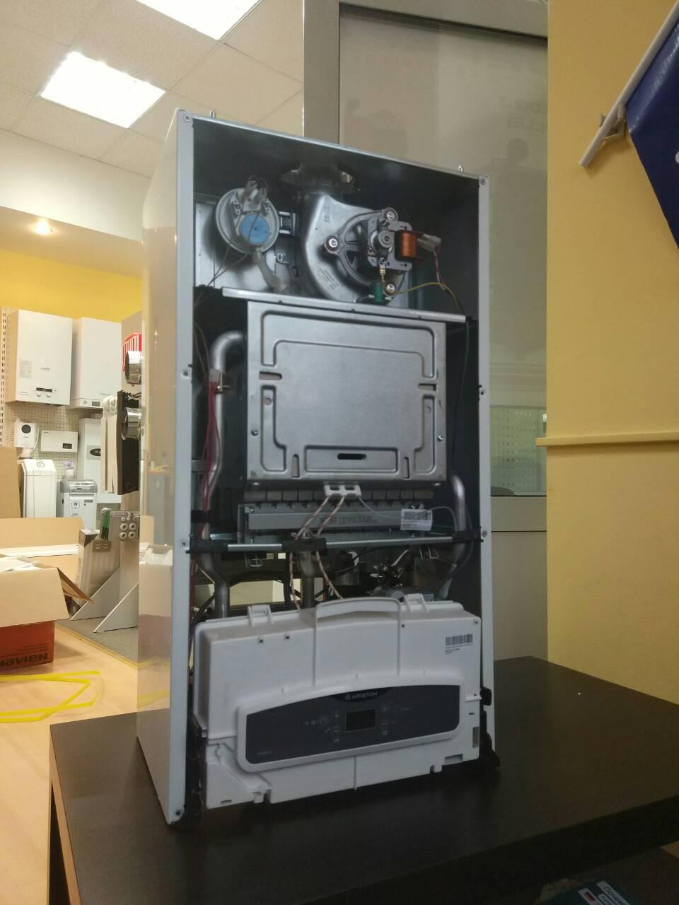 Газовый котел Ariston CARES X 24 FF NG фото5