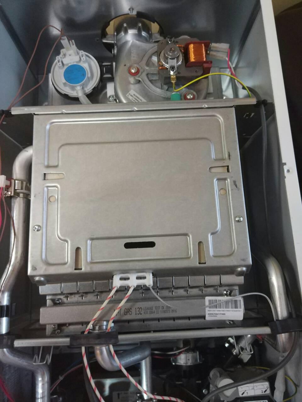 Газовый котел Ariston CARES X 24 FF NG фото7