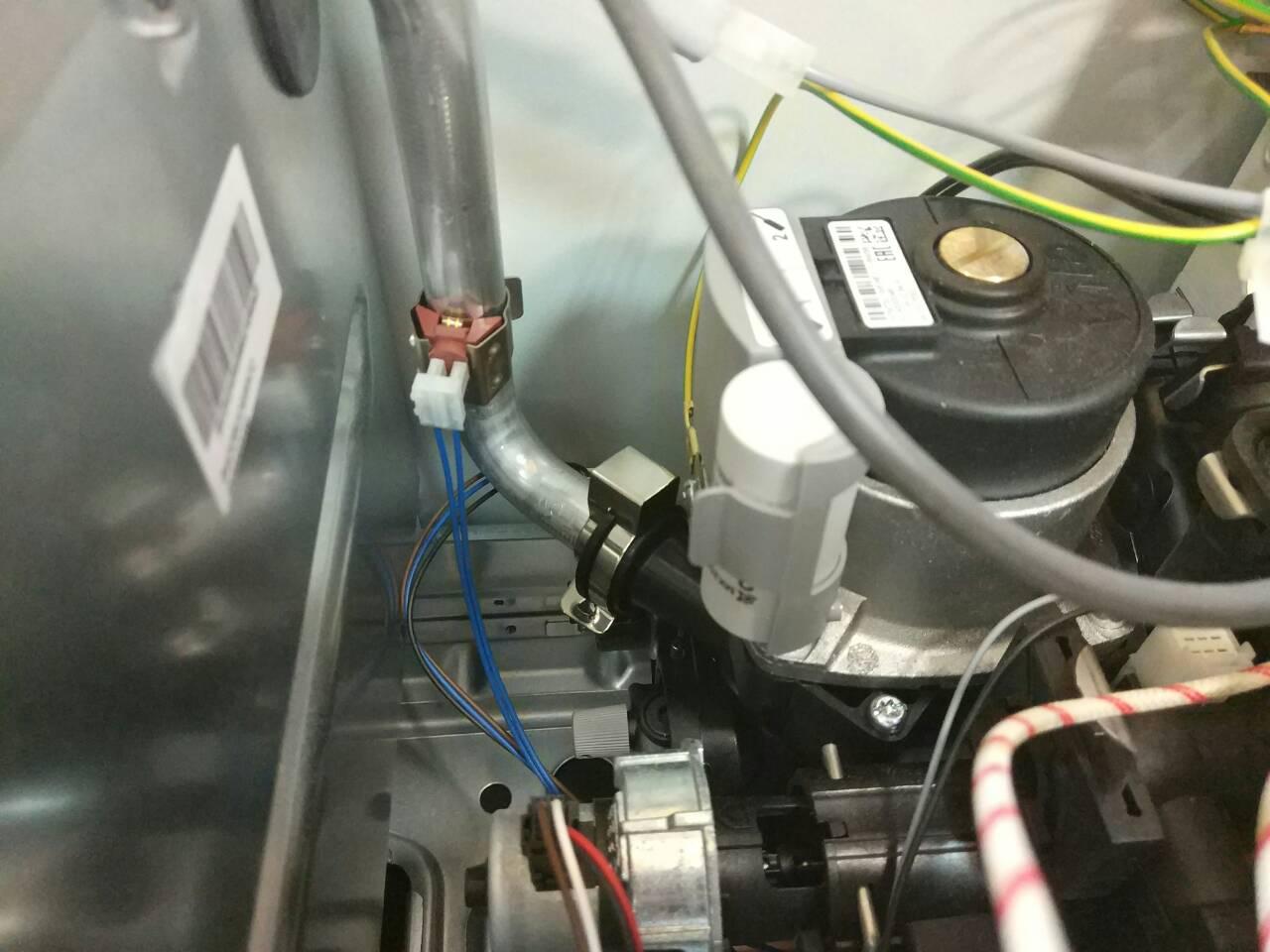 Газовый котел Ariston CARES X 18 FF NG фото5