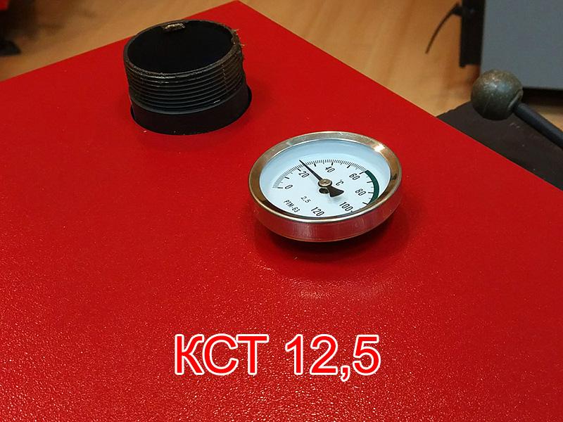 Твердотопливный котел Теплоприбор КС-Т фото7