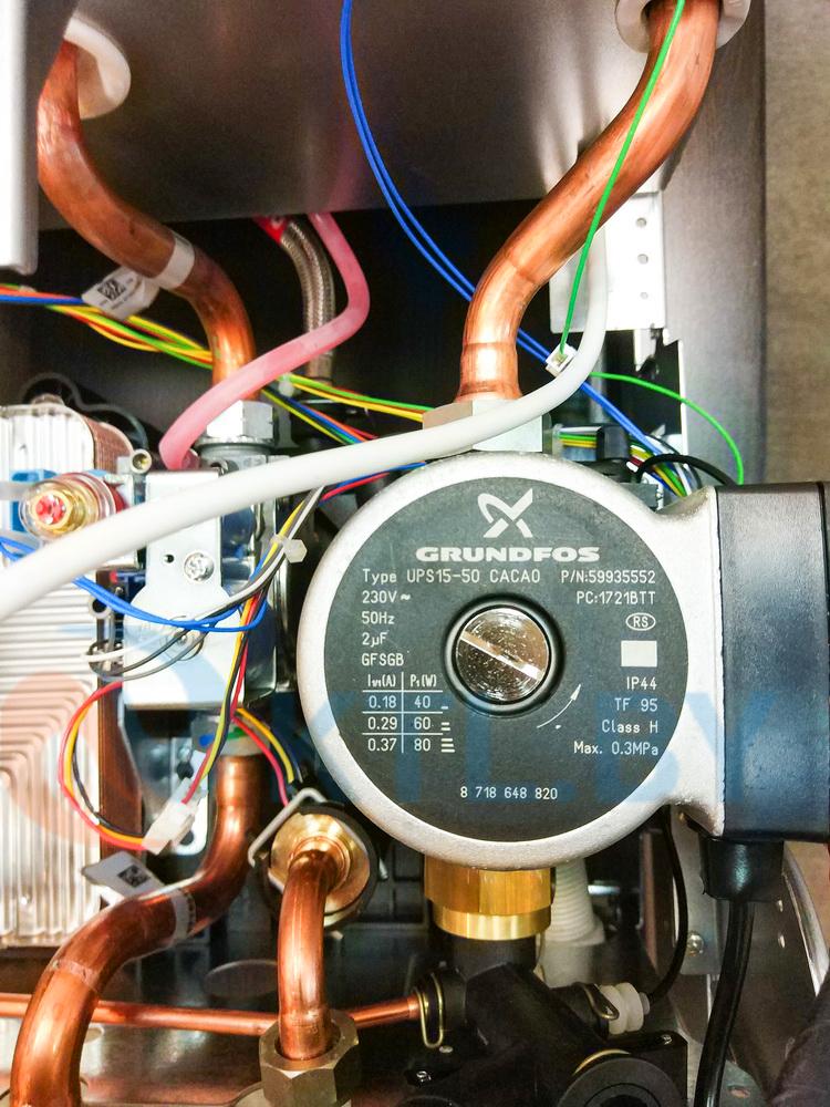 Газовый котел Bosch Gaz 7000 ZWC 24-3 MFK фото5