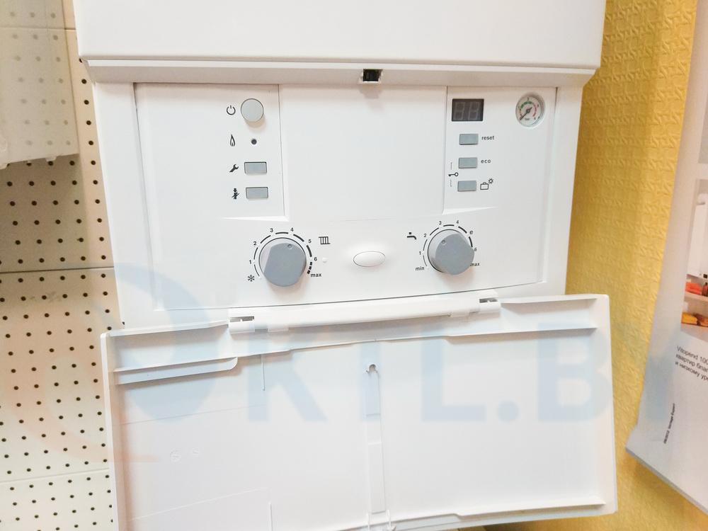 Газовый котел Bosch Gaz 7000 ZWC 24-3 MFA фото4