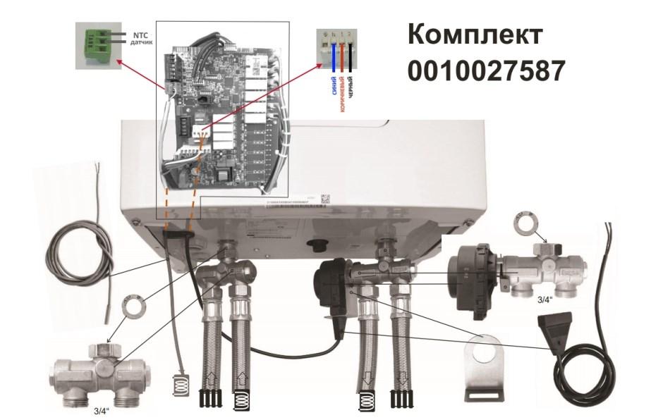 Электрический котел Protherm Скат RAY 12 K фото5