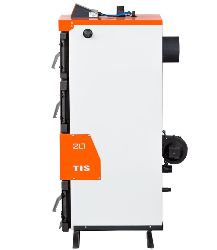 Твердотопливный котел TIS PLUS 25 фото4