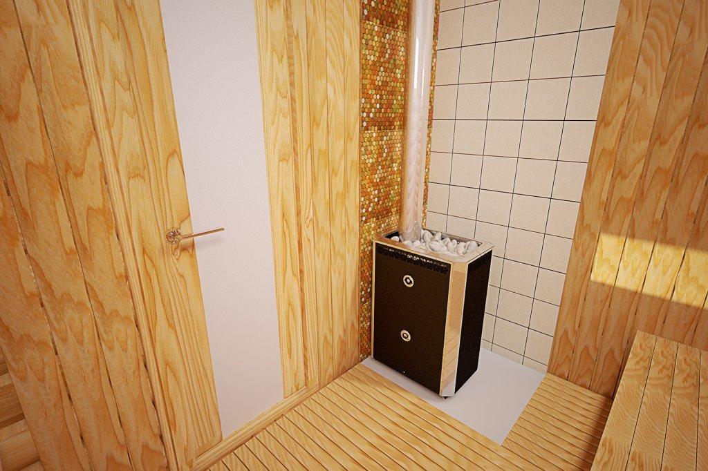 Печь-каменка Теплодар Сибирь 20 ЛРК 2.0 фото3