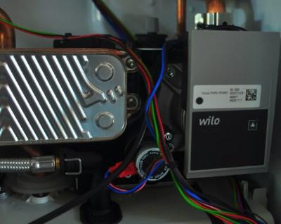 Конденсационный газовый котел Protherm Gepard Condens 25 MKO фото4