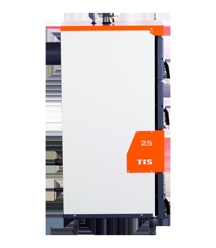 Твердотопливный котел Tis Pro фото6
