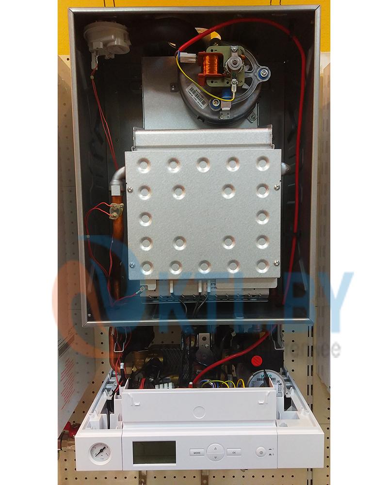 Газовый котел Viessmann Vitopend 100 2-контурный (турбо) фото4
