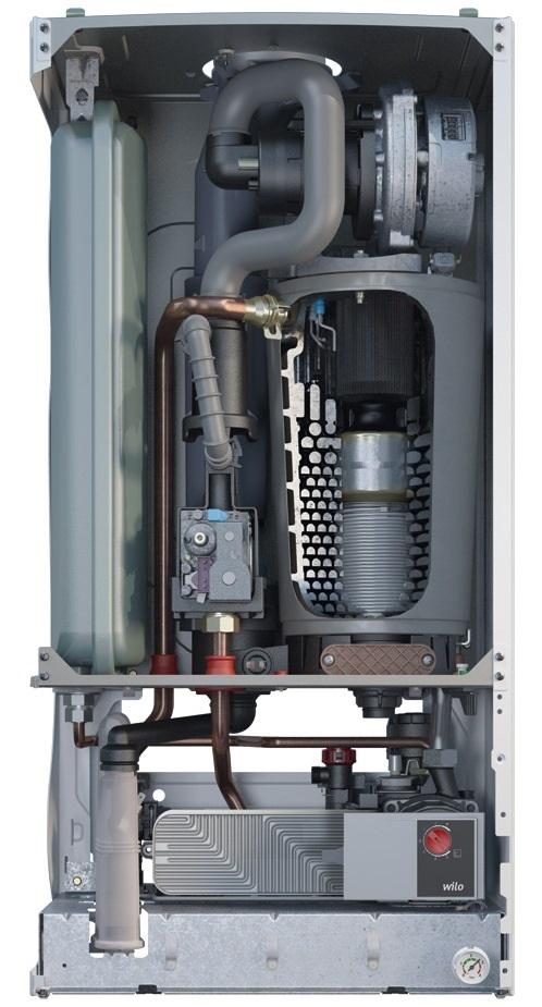 Конденсационный газовый котел Bosch Condens 2500W WBC 14-1 D 23 фото3