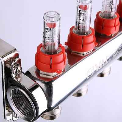 Гребенка для теплого пола Valtec VTc.589.EMNX фото6