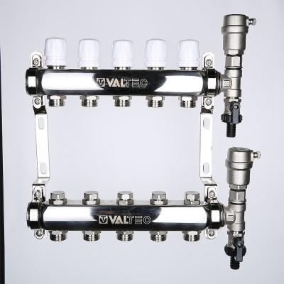 Гребенка для теплого пола Valtec VTc.588.EMNX фото2