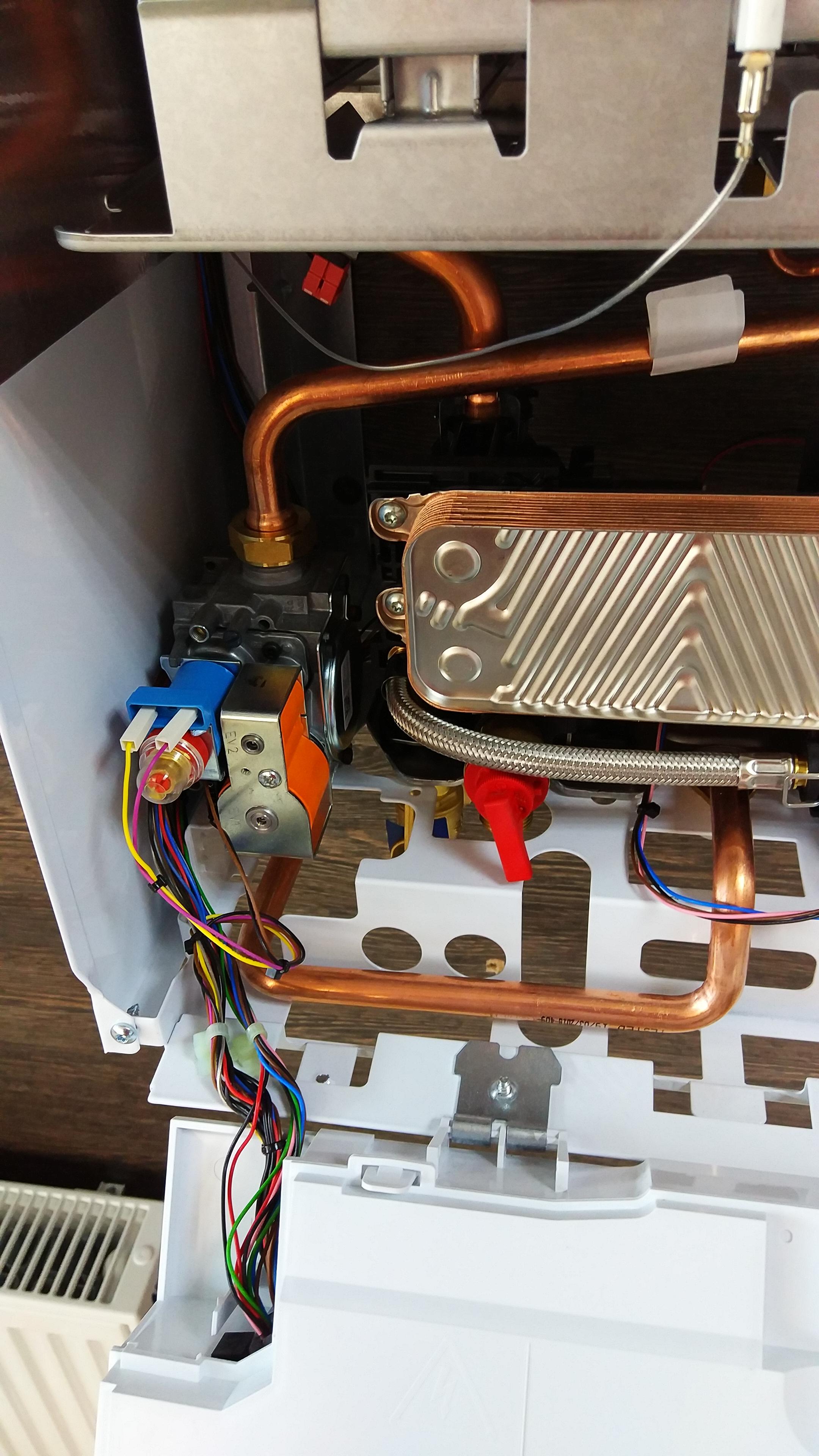 Газовый котел Protherm Пантера 25 KOV фото5