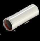 Труба 0.5м Ø80