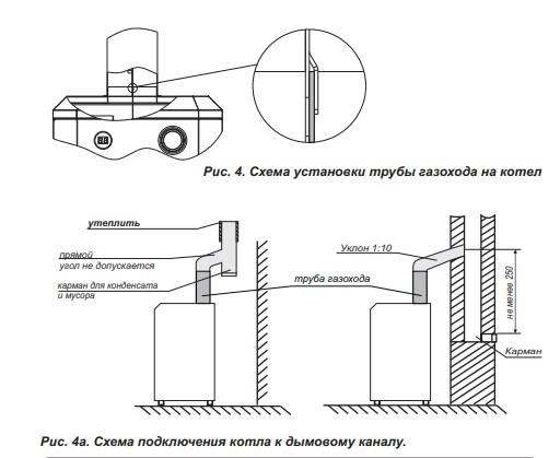 Газовый котел АТЕМ Житомир-10 КС-Г-015 СН фото4