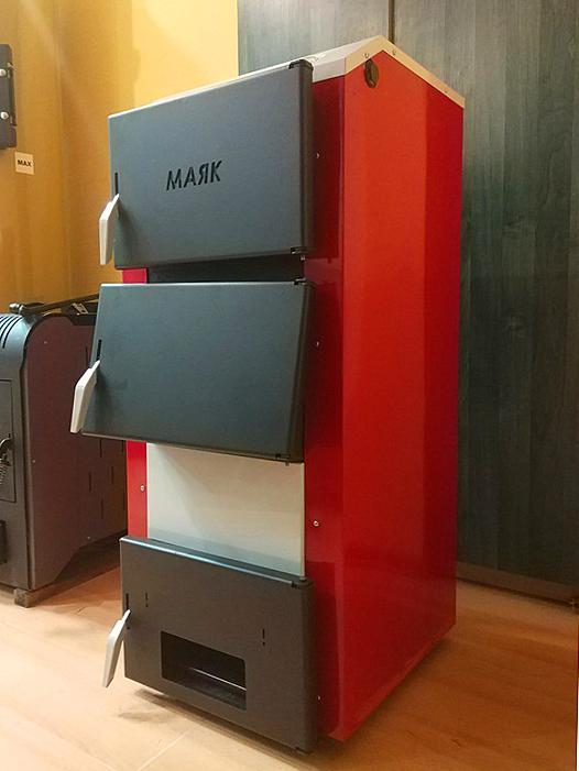 Твердотопливный котел Маяк АОТ STANDARD PLUS фото5