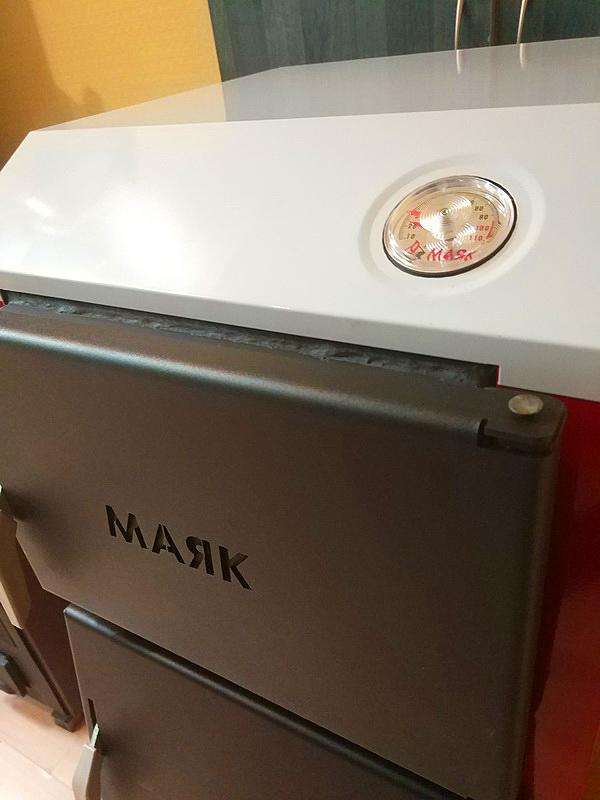 Твердотопливный котел Маяк АОТ STANDARD PLUS фото6