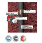 Теплоизоляция для труб ENERGOFLEX SUPER 28/9-1,2м