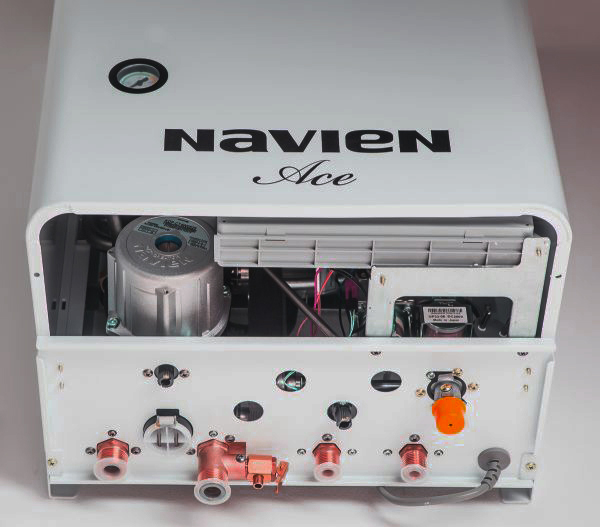 Газовый котел NAVIEN ATMO 24-AN фото6