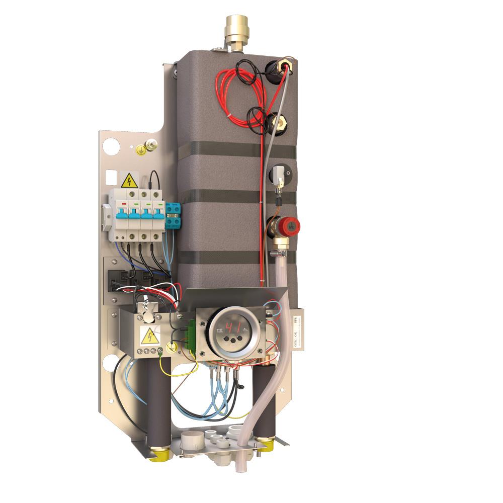 Электрический котел Bosch Tronic Heat 3000 фото3