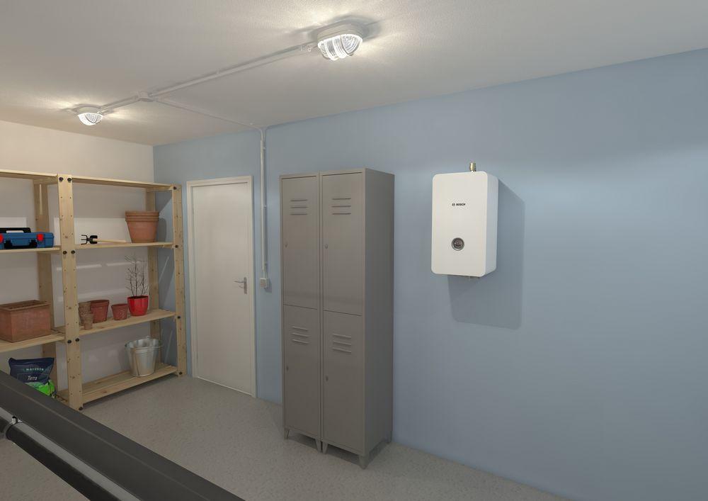 Электрический котел Bosch Tronic Heat 3000 фото4