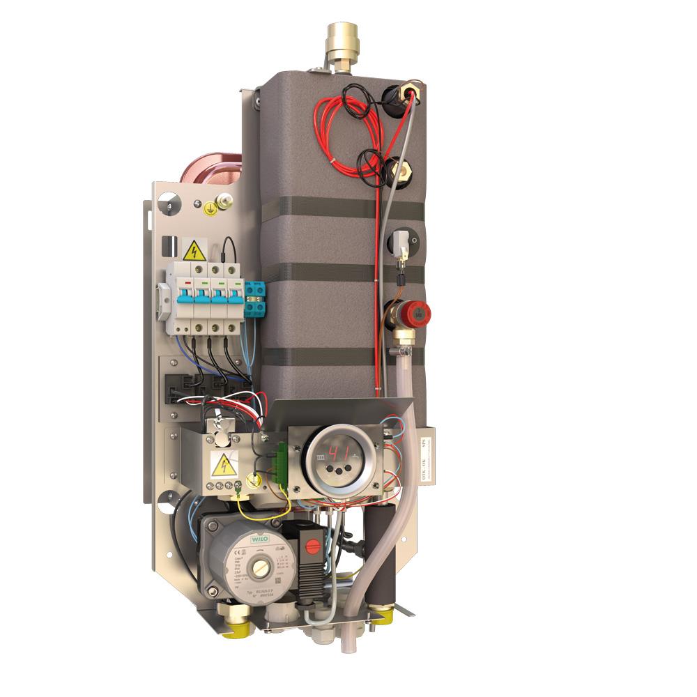 Электрический котел Bosch Tronic Heat 3500 фото3