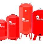 Расширительный бак Wester WRV8