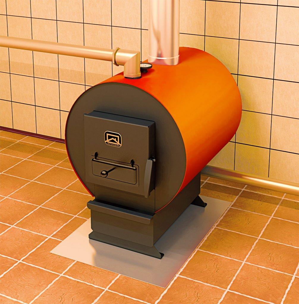 Твердотопливный котел Теплодар Уют-10 фото3
